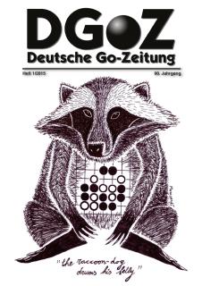 mu-Deutsche Go Zeitung january 2015